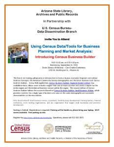 Using Census Data September 14