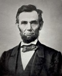 16th President Abraham Lincoln (1809-1865)