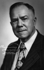 Arizona State Librarian Mulford Winsor