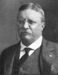 26th President Theodore Roosevelt (1858-1919)