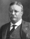 26th President Theodore Roosevelt (1858-1919)