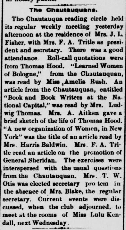 Chautauquans 7-25-1888