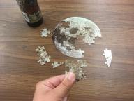 Moon puzzle 3