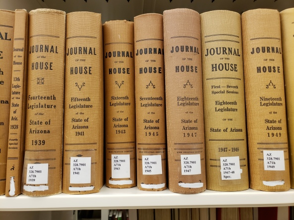 journal of the house