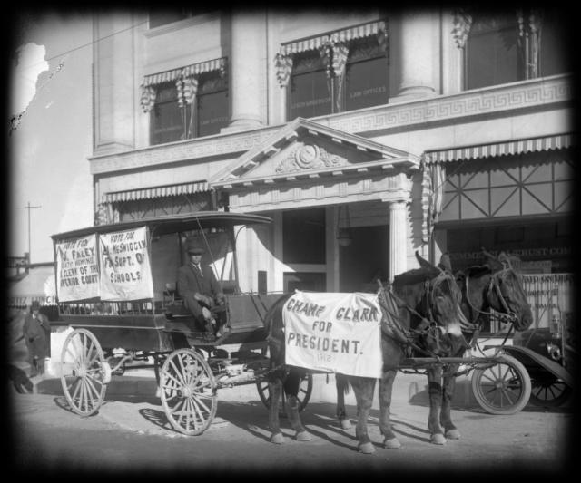 election wagon